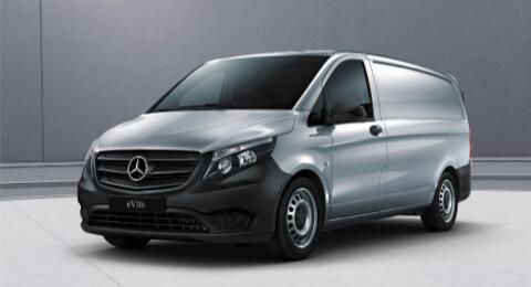 Mercedes eVito V